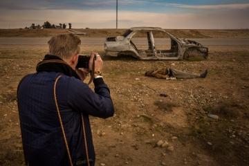 Steffen Jensen   Mosul - Krigen imod Islamisk Stat