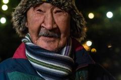 Foto: Steffen Jensen | En grønlandsk hjemløs som jeg fik lov til at fotografere i Svendborg lige op til jul for et par år siden.