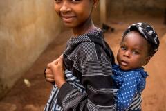 Foto: Steffen Jensen | Jeg var nervøs da jeg kom til Ghana. Jeg vidste ikke hvordan ville de lokale reagere på kameraet. Det viste sig at de elskede at blive fotograferet.