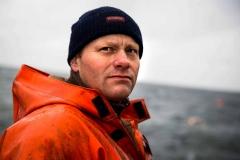 Foto: Steffen Jensen | På fisketogt i Østersøen med fiskeskipper Ulrik Kølle Hansen