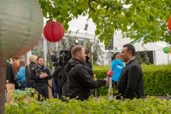 Foto: René Damkær | Valgfolkemøde 2019, Kvægtorvet