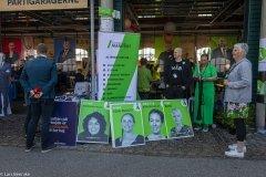 Foto: Lars Bennike | Valgfolkemøde 2019, Kvægtorvet